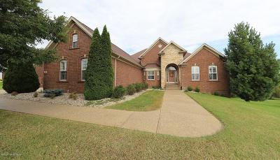 Hardin County Single Family Home For Sale: 125 Cedar Branch Rd