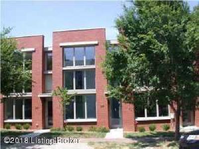Butchertown Single Family Home For Sale: 931 Franklin St