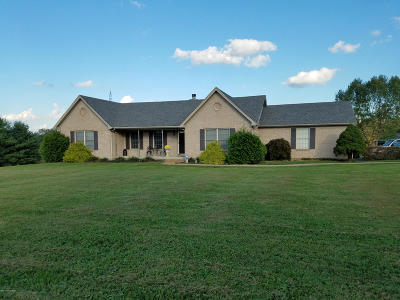 Spencer County Single Family Home For Sale: 5684 Little Mount Rd
