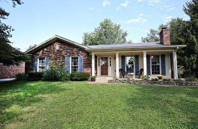 Plainview Single Family Home For Sale: 10013 Timberwood Cir