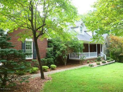 Single Family Home For Sale: 201 Glenn Eagle Rd