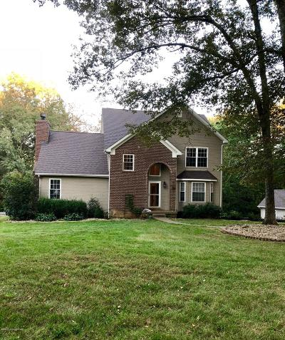 Elizabethtown Single Family Home For Sale: 72 Tall Pine Dr