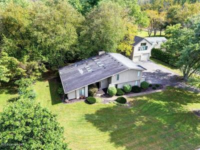 Prospect Single Family Home For Sale: 2417 Belknap Beach Rd