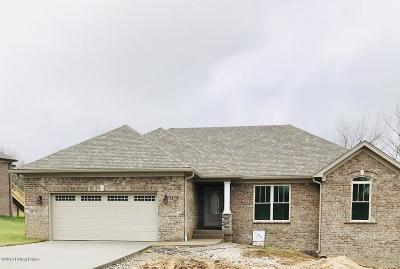 Spencer County Single Family Home For Sale: Lot 65 The Landings