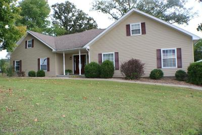 Leitchfield, Caneyville, Clarkson, Big Clifty Single Family Home For Sale: 2578 Lilac Rd