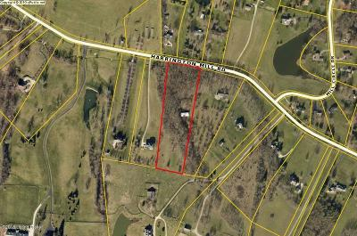 Shelbyville Residential Lots & Land For Sale: Tr 7 Harrington Mill Rd