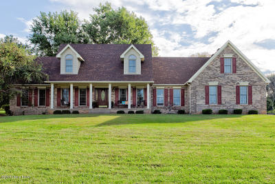 Bardstown Single Family Home For Sale: 1103 Metalwood Dr