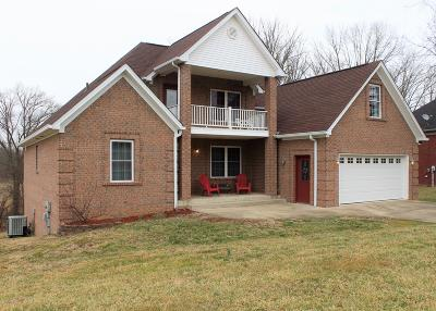 Taylorsville Single Family Home For Sale: 373 The Landings