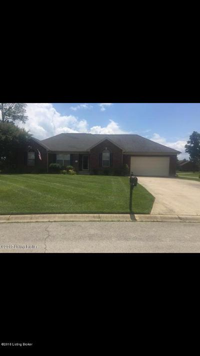 Single Family Home For Sale: 101 Pacific Ct