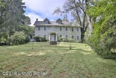 Louisville Single Family Home For Sale: 902 Bellewood Rd