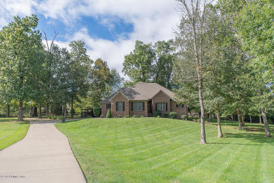Bullitt County Single Family Home For Sale: 331 Rolling Fork Rd
