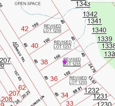 Louisville Residential Lots & Land For Sale: 4401 Gingko Trail