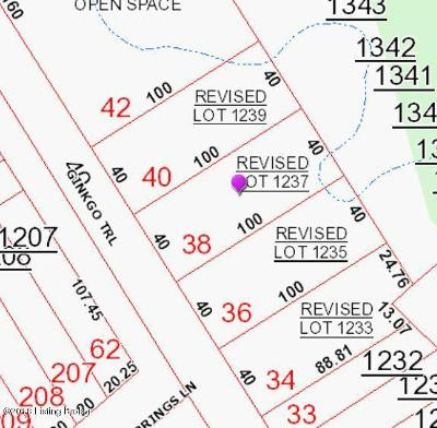 Louisville Residential Lots & Land For Sale: 4403 Ginkgo Trail