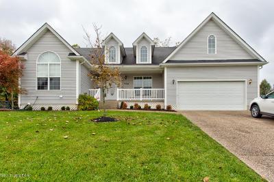 Single Family Home For Sale: 704 Falcon Ridge Ln
