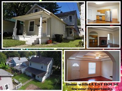 Louisville KY Single Family Home For Sale: $289,000