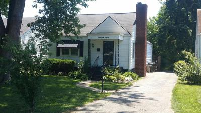 Louisville KY Single Family Home For Sale: $169,900