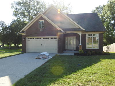 Louisville KY Single Family Home For Sale: $280,000