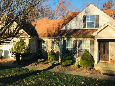 Single Family Home For Sale: 1601 E Crystal Dr