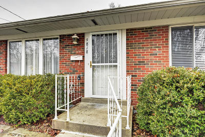 Louisville KY Single Family Home For Sale: $150,000