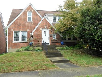 Louisville KY Single Family Home For Sale: $349,500