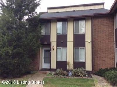 Louisville Condo/Townhouse For Sale: 11531 N Tazwell