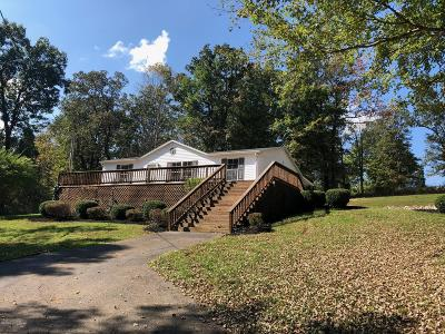 Single Family Home For Sale: 541 Double D Rd