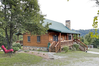 Single Family Home For Sale: 5080 Dry Branch Rd