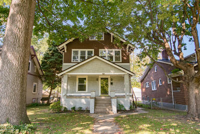 Single Family Home For Sale: 4506 S 6th St