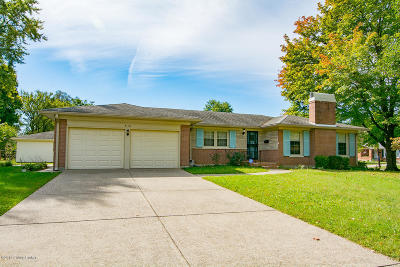 Louisville Single Family Home For Sale: 4118 Martha Ave