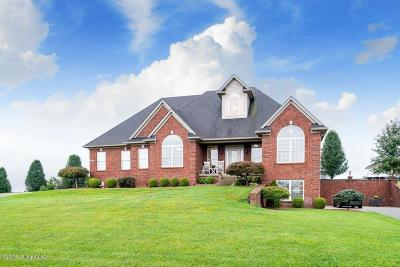 Bullitt County Single Family Home For Sale: 211 Eagles Bluff Ct