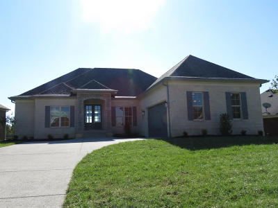 Shelbyville Single Family Home For Sale: 669 Ashbourne Dr
