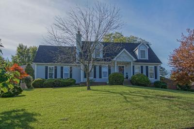 Louisville Single Family Home For Sale: 222 Beckley Woods Dr