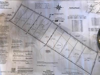 Henry County Residential Lots & Land For Sale: 473 Barton Ln