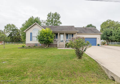 Shepherdsville Single Family Home For Sale: 213 Bishop Ln