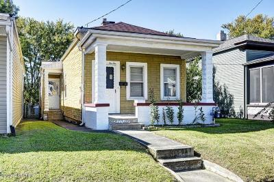 Louisville Single Family Home For Sale: 1010 Mulberry St