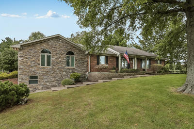 Shelbyville Single Family Home For Sale: 5228 Orphan Ln