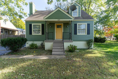 Single Family Home For Sale: 1602 Belmar Dr