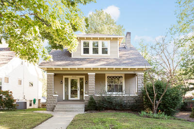 Louisville Single Family Home For Sale: 2112 Maryland Ave