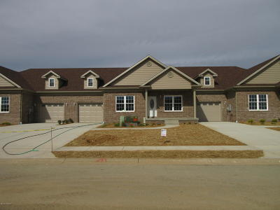 Bardstown Single Family Home For Sale: 114 Handy Blvd