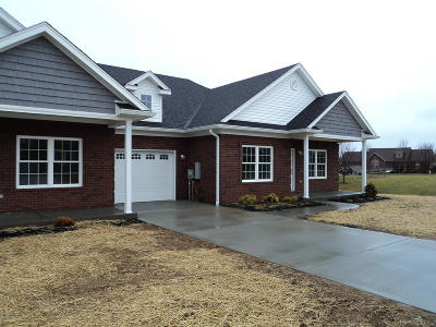 Bardstown Single Family Home For Sale: 115 Handy Blvd