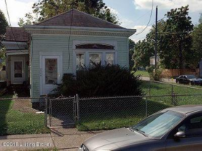 Louisville Single Family Home For Sale: 2328 Duncan St