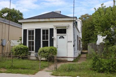Louisville Single Family Home For Sale: 2533 Rowan St