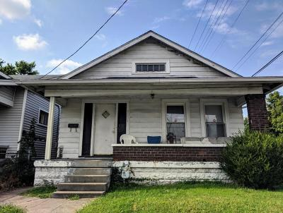 Louisville Single Family Home For Sale: 3156 Vermont Ave