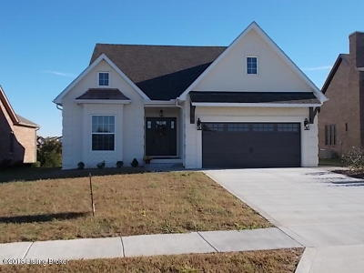 Bardstown Single Family Home For Sale: 145 Remington Dr