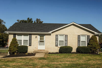Shelby County Single Family Home For Sale: 30 Cove Rd