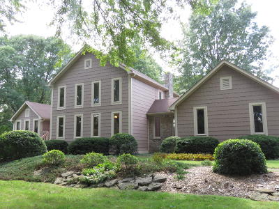 Single Family Home For Sale: 1316 Old Taylor Trail