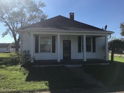 Single Family Home For Sale: 82 S Maple St