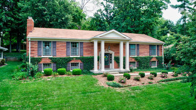 Louisville Single Family Home For Sale: 217 Choctaw Rd