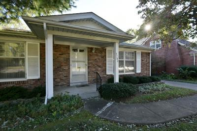 Louisville Single Family Home For Sale: 3782 Taylorsville Rd