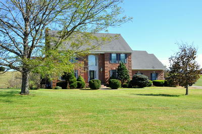 Henry County Single Family Home For Sale: 2402 Campbellsburg Rd